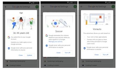 google annunci pubblicitari