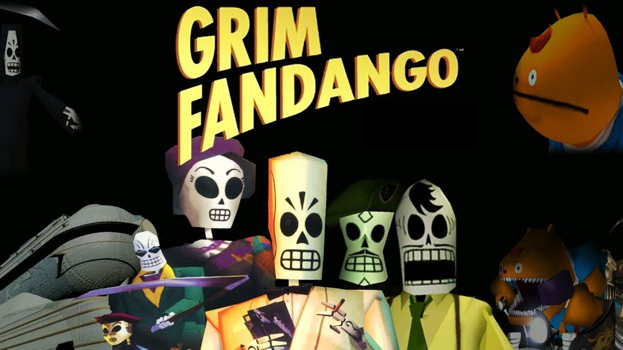 Grim Fandango e Broken Age in arrivo su Nintendo Switch