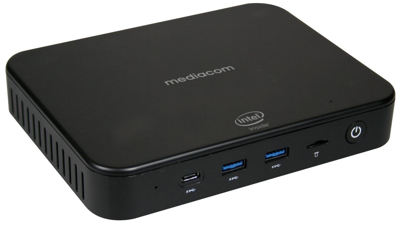 Mediacom annuncia MiniPC 100: soluzione economica a metà strada fra PC desktop e box multimediale (foto)