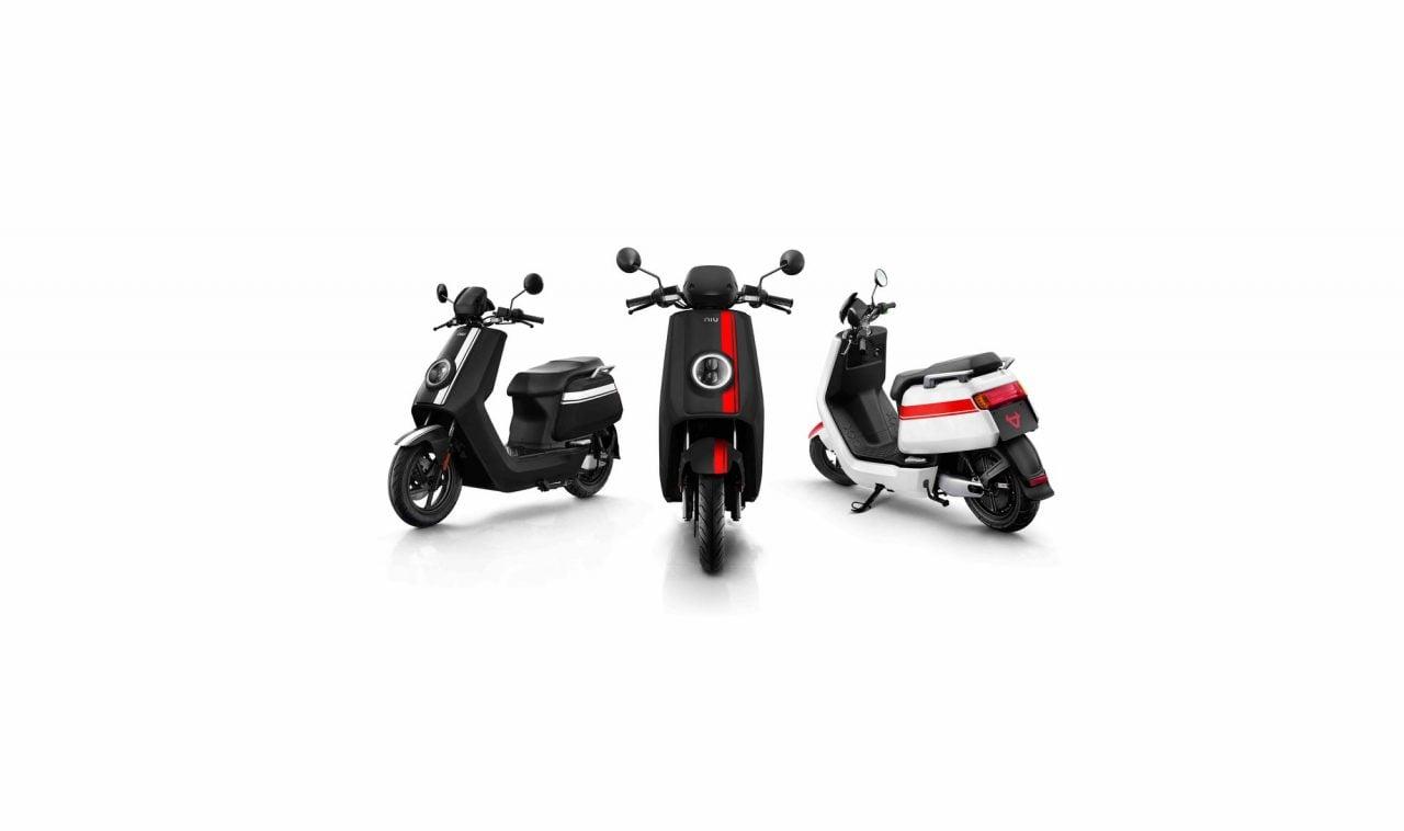 NIU N-GT e M+ non sono soltanto due nuovi scooter elettrici, ma sono anche smart e sempre connessi (foto)