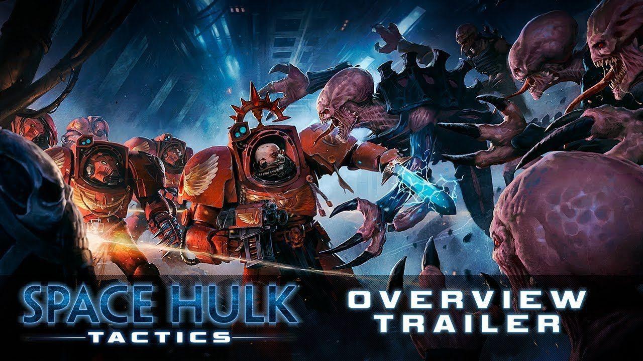 Svelato il gameplay di Space Hulk: Tactics grazie al primo overview trailer (video)