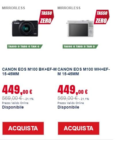 trony prezzi dieta giugno 2018 fotocamere (2)