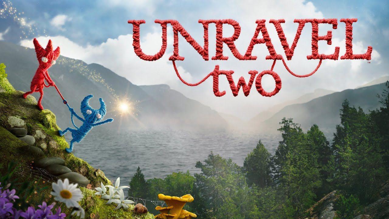 Unravel Two annunciato e già disponibile: Yarny ha trovato un amico (video)