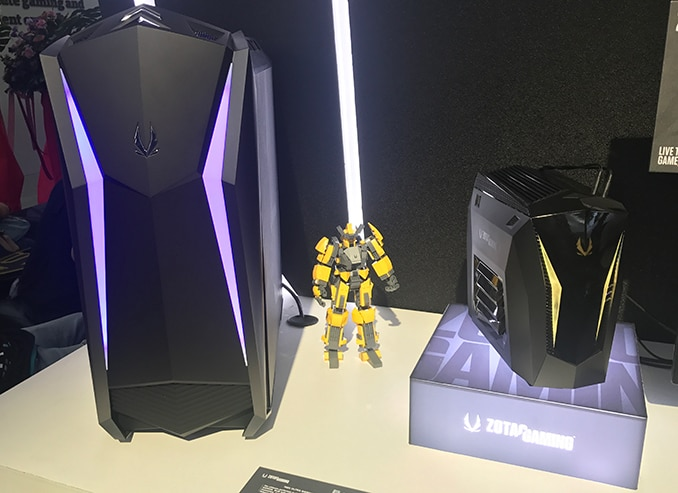 Il design e le specifiche dei nuovi ZOTAC MEK faranno venire l'acquolina in bocca a tutti i PC gamer (foto)