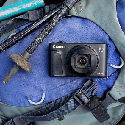 Canon PowerShot SX740 HS: zoom 40x e video 4K per la nuova compatta tuttofare (foto)
