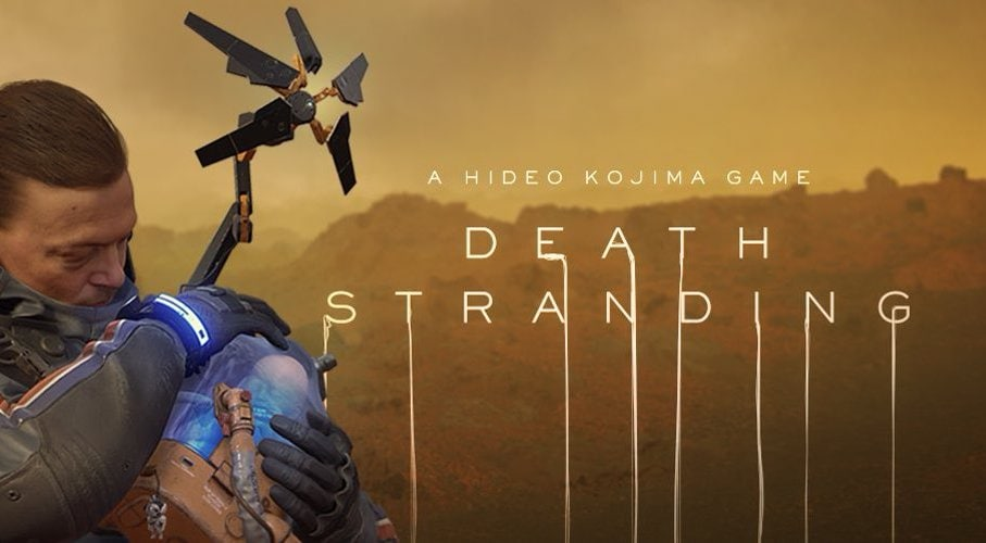 Death Stranding uscirà l'8 novembre su PS4, ecco il primo vero trailer gameplay!