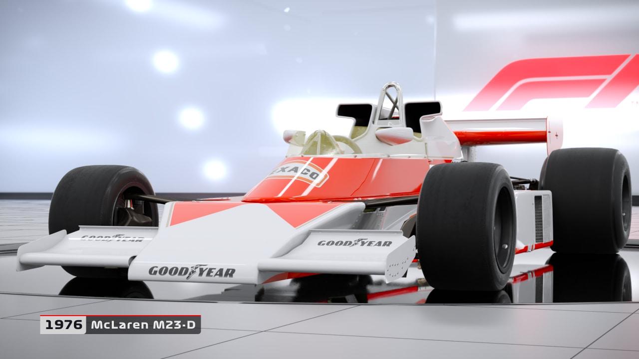 La sfida infinita fra Hunt e Lauda continua su F1 2018 grazie alle auto classiche incluse nel gioco (foto e video)