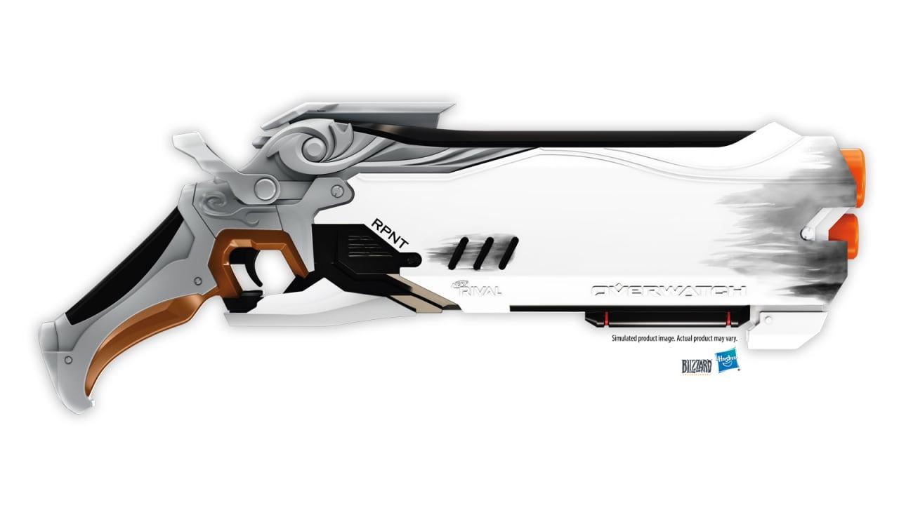 Il primo Nerf Blaster di Overwatch arriverà nel 2019, si inizia con le Bocche Infernali di Reaper!