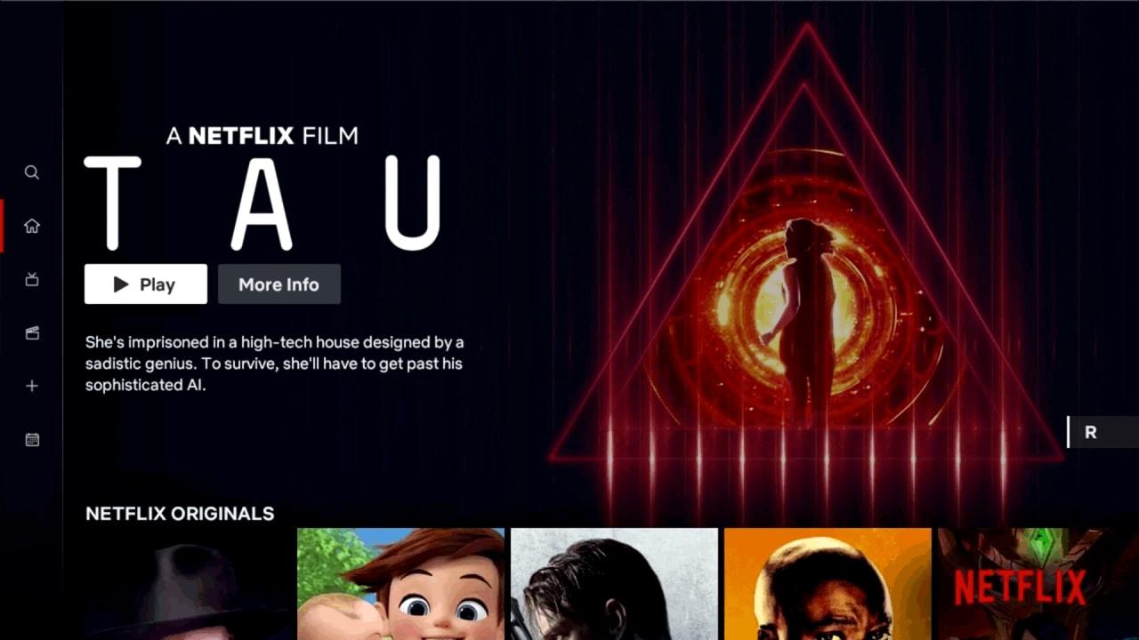 """Netflix """"rivoluziona"""" l'interfaccia TV per rendere più facile la navigazione con il telecomando"""