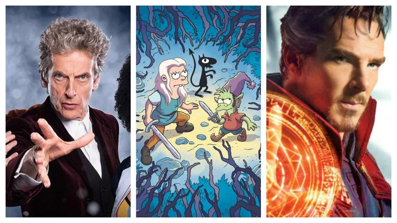 Le migliori novità Netflix in arrivo ad agosto: Disincanto, Better Call Saul, Doctor Who, Bates Motel