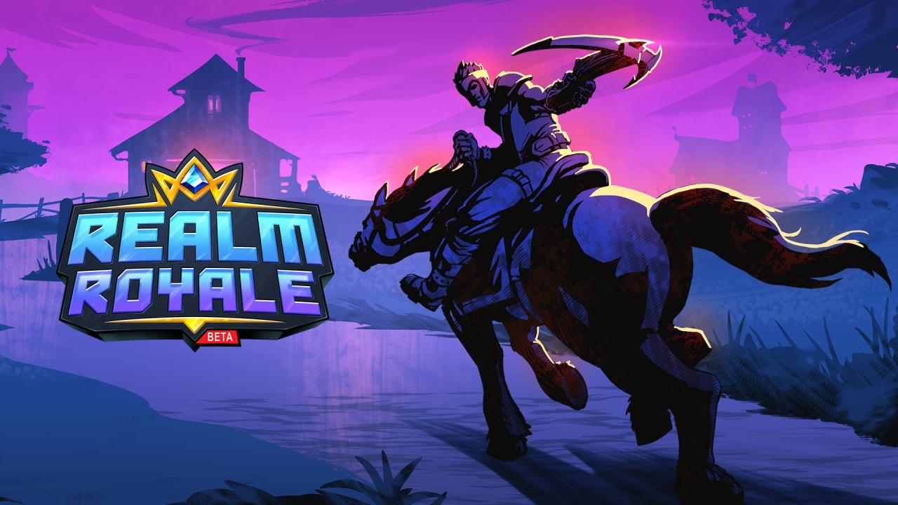 Realm Royale non si ferma a Steam e arriverà anche su PS4 e Xbox One (foto e video)