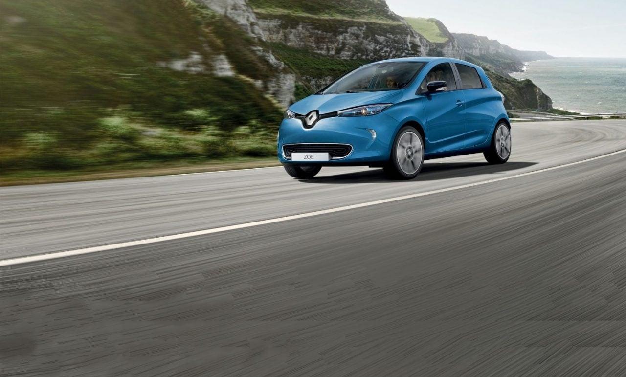 Renault ZOE: ora con un nuovo motore e Android Auto
