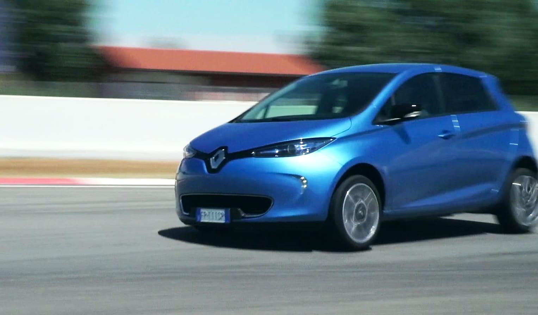 Renault Zoe in Pista – Esterni – 3