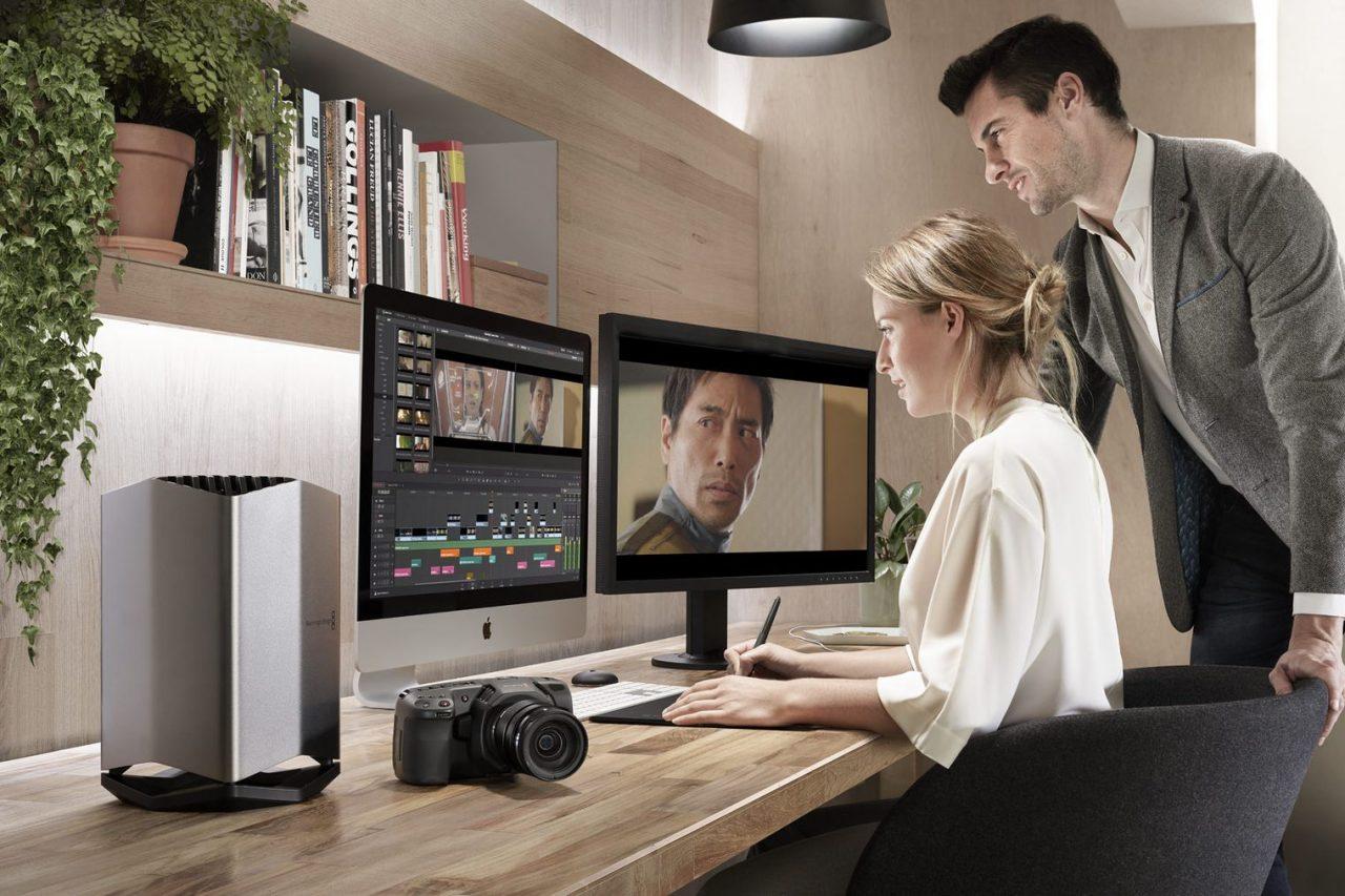La nuova eGPU di Blackmagic è la compagna perfetta per i nuovi MacBook