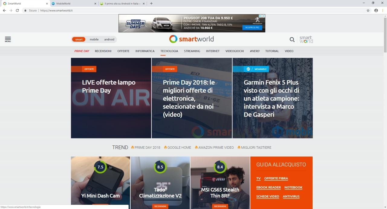 Google Chrome come non lo avete (ancora) mai visto: nuova grafica, pronta da provare! (foto)
