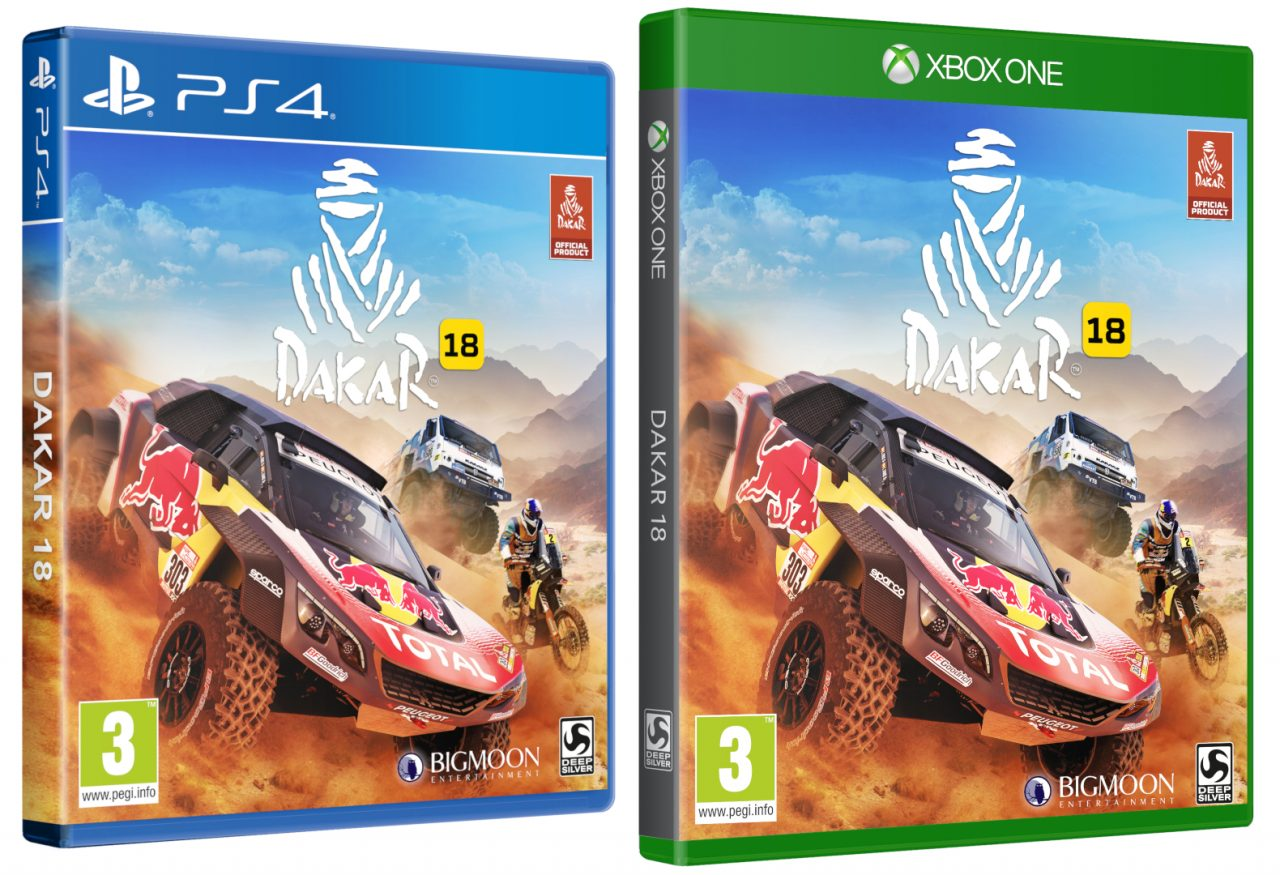 dakar 18 annunciato il rally raid pi estremo al mondo dall 39 11 settembre su pc e console foto. Black Bedroom Furniture Sets. Home Design Ideas