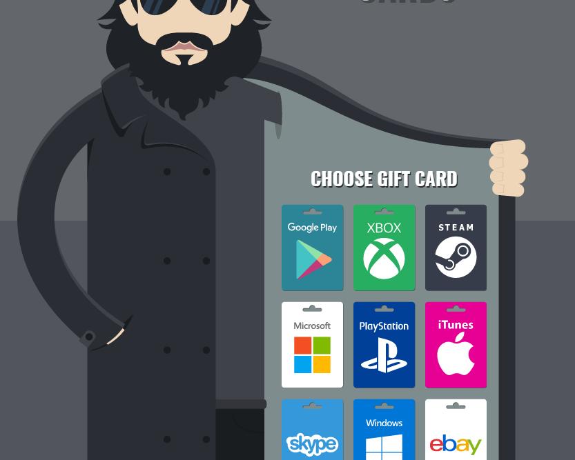 Occhio ai siti che offrono gift card gratuite, è una nuova truffa per rubare i vostri dati (o peggio) (foto)