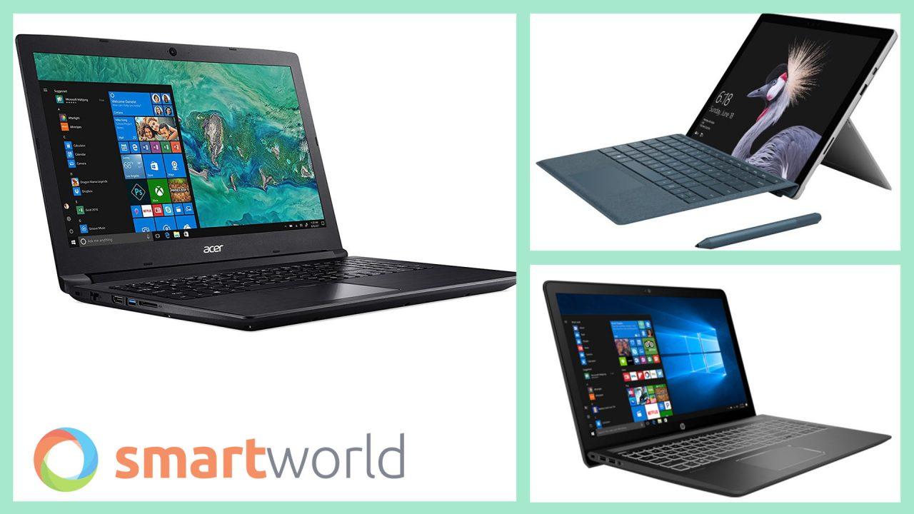 Migliori Notebook e Monitor Prime Day: HP, Samsung, Acer ed ASUS salgono in cattedra (17 luglio)