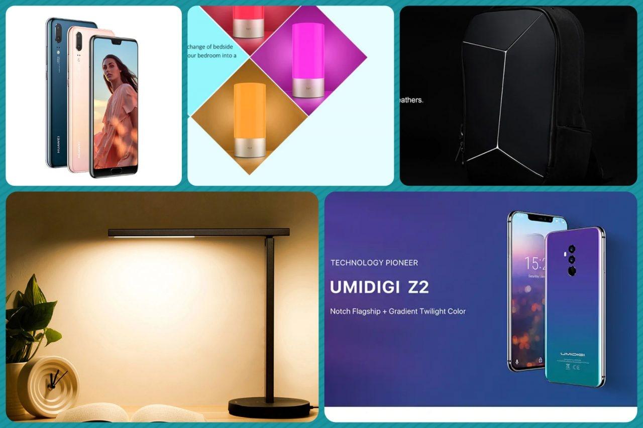 Migliori offerte e coupon GearBest 6 luglio 2018: Huawei P20, gadget ...