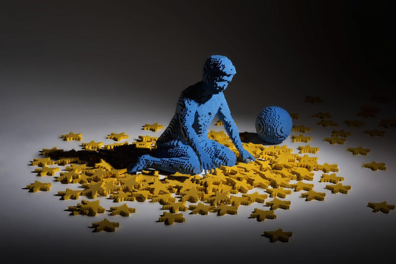 I mattoncini LEGO incontrano l'arte: dal 10 luglio a Milano la mostra 'Potere ai Piccoli'