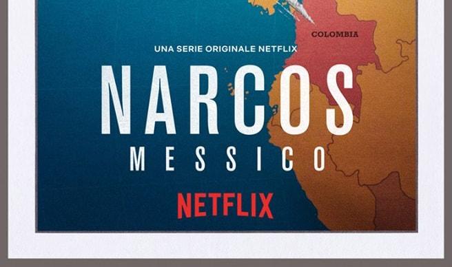 Narcos Messico: online il primo poster e informazioni sulla trama (foto)
