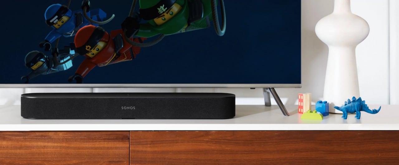 Sonos lancia Beam: soundbar smart con supporto ad AirPlay 2 ed una qualità sonora da prima della classe (foto)