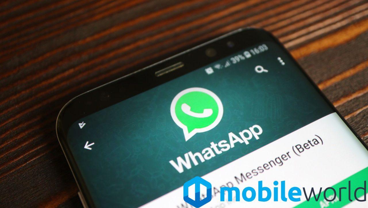 I messaggi che scompaiono su WhatsApp guadagnano qualche miglioria
