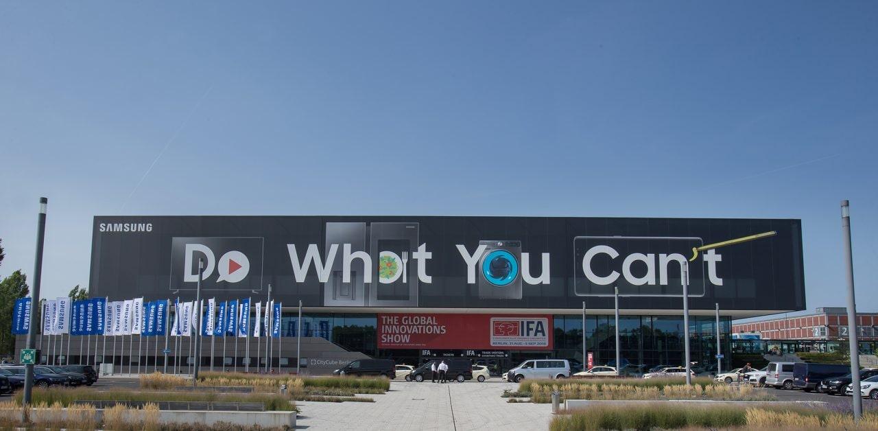 Samsung a IFA 2018: dal The Wall alla TV 8K, come intende integrarsi nel nostro quotidiano (foto)
