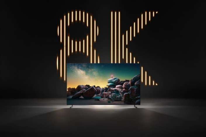 TV 8K? Ecco le specifiche da rispettare