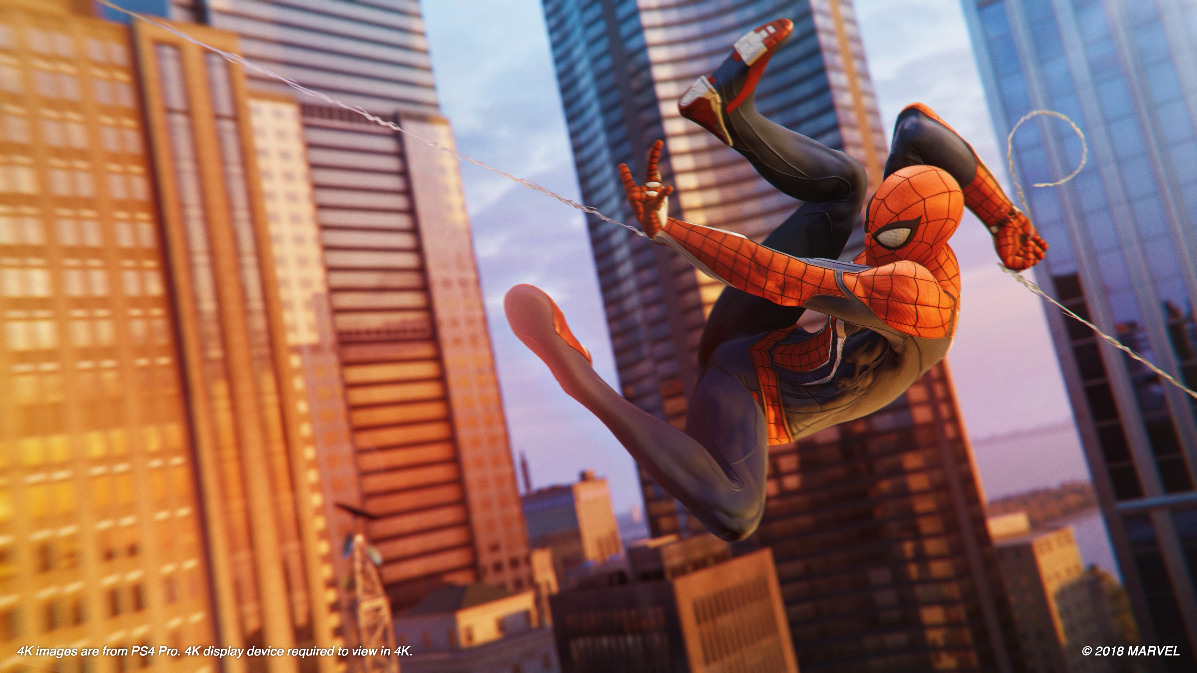 Anteprima Marvel's Spider-Man PS4 (8)