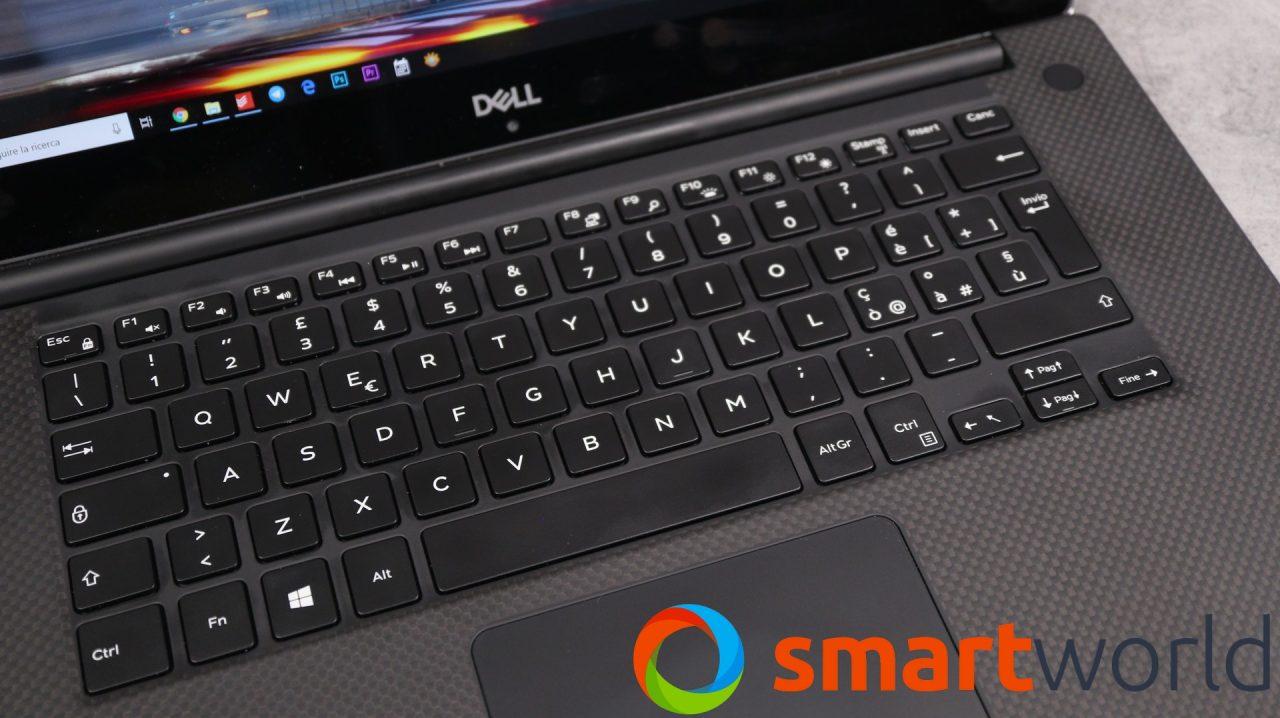 Recensione Dell XPS 15 9570   SmartWorld