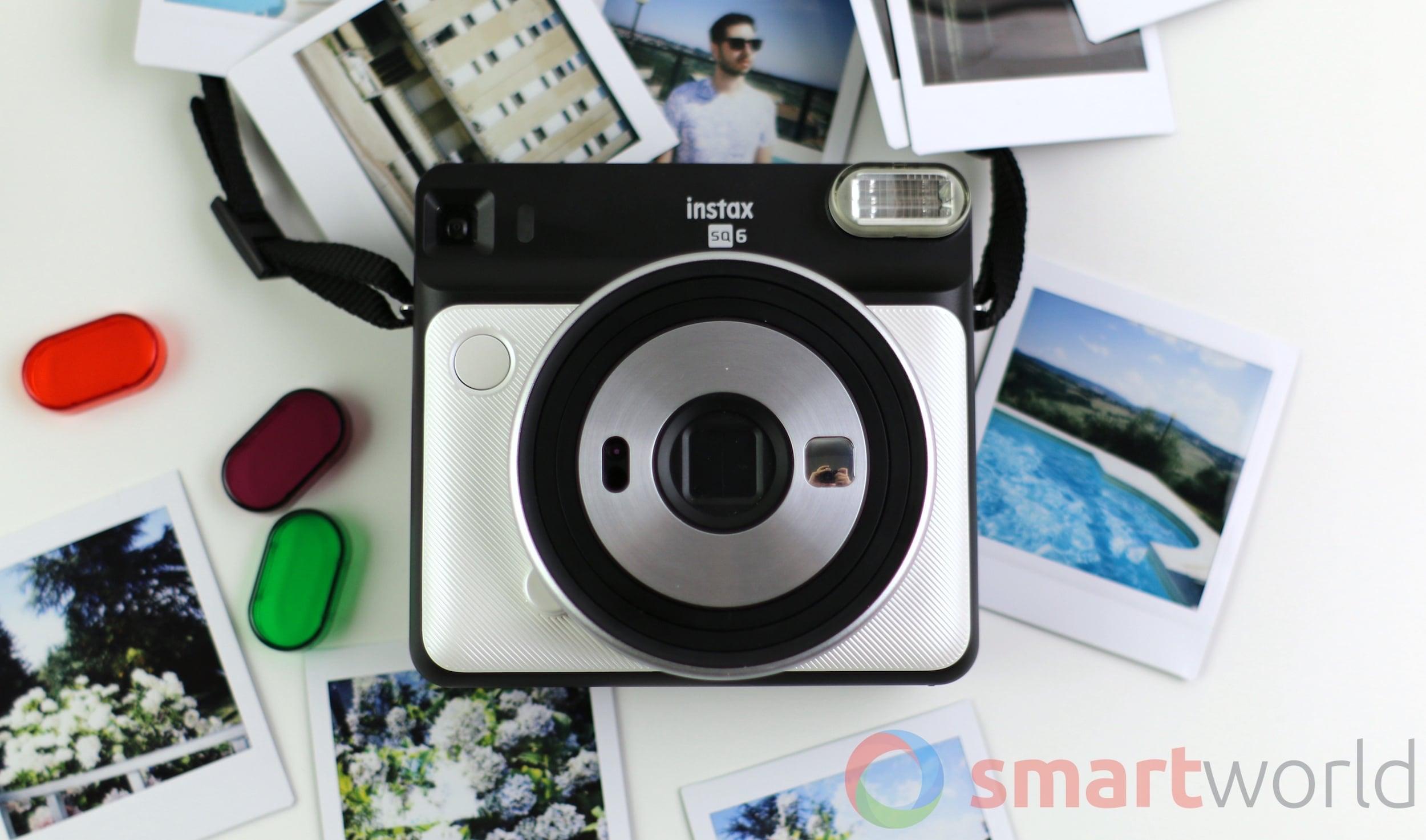 Fujifilm Instax SQ6 – 2