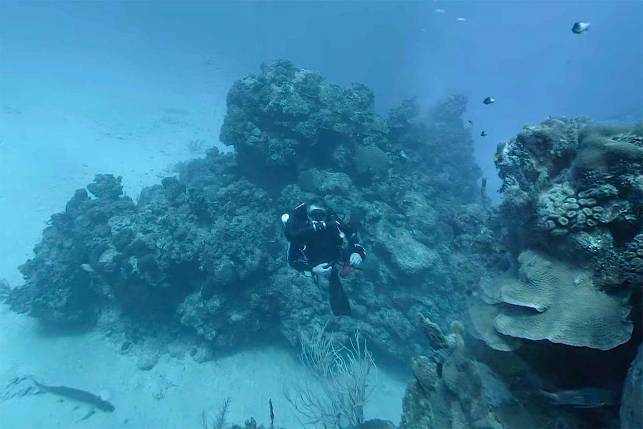 Hydrus VR è una videocamera per riprese in 8K a 360° sul fondo del mare (video)