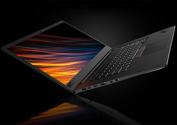 Lenovo ThinkPad P1: una spettacolare workstation sottile e che pesa meno di 2 kg! (foto)