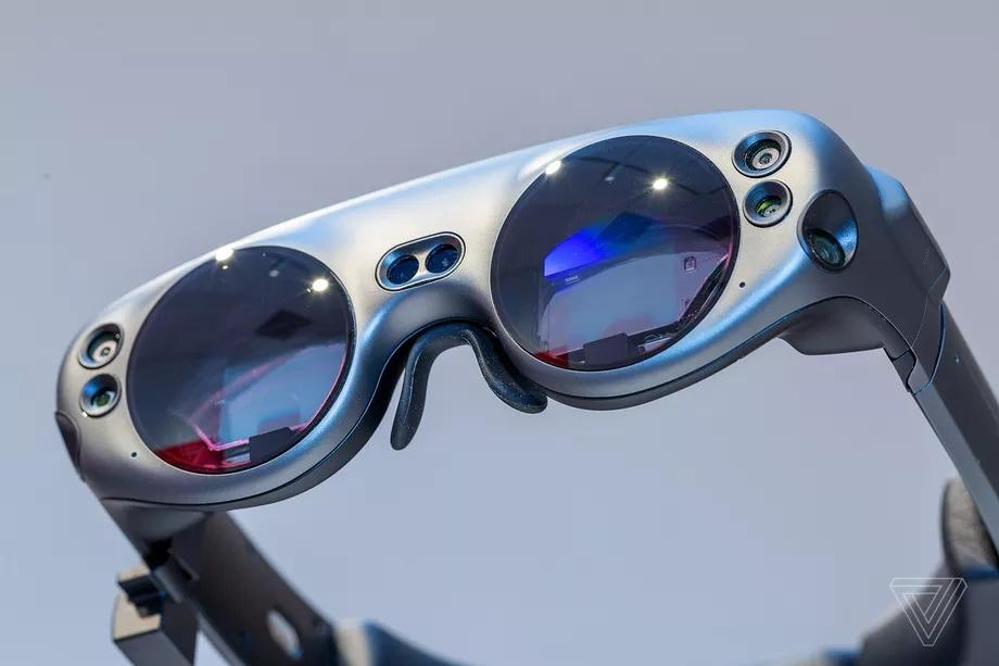 Magic Leap One Creator Edition: visore AR con Tegra X2 e look da fantascienza! (foto e video)