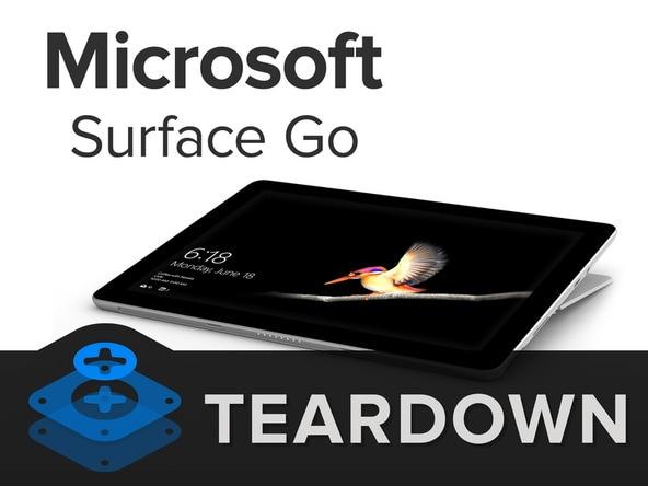 iFixit boccia Microsoft Surface Go: praticamente impossibile riparlo da soli