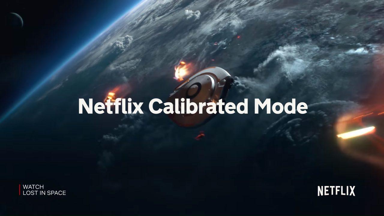 """Netflix e Sony lanciano la Modalità Calibrata, per vedere film e serie TV """"proprio come sono stati concepiti"""""""