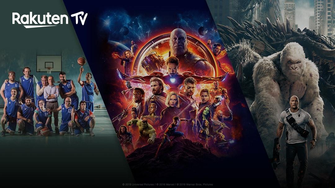 Le migliori novità di Rakuten TV in arrivo a Agosto: Avengers: Infinity War, Deadpool 2, L'isola dei cani