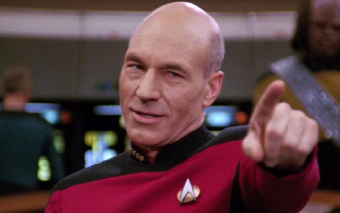 Patrick Stewart tornerà presto nei panni del Capitano Picard in una nuova serie di Star Trek