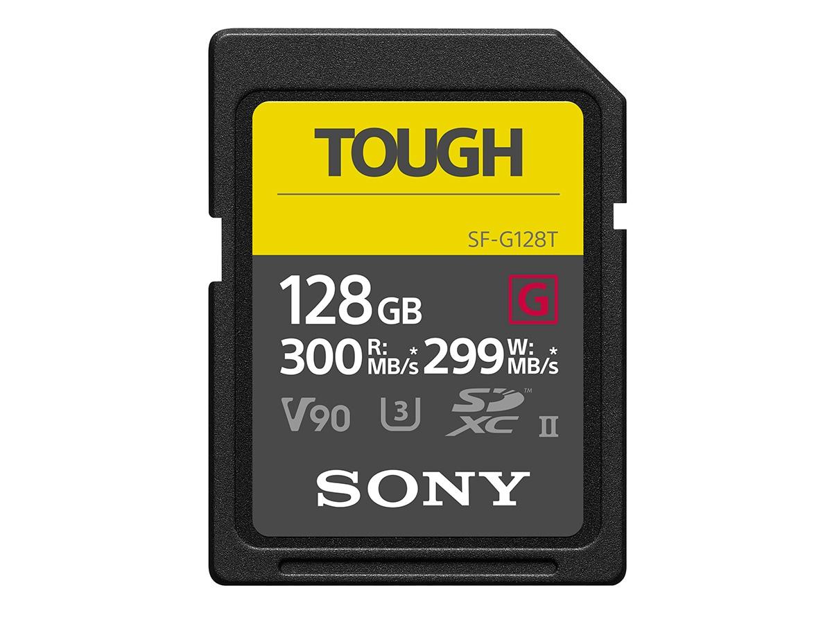 Queste nuove SD UHS-II di Sony vogliono essere resistenti contro... Tutto! (foto)