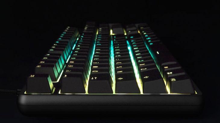 La nuova tastiera meccanica da gaming di Xiaomi costa pochissimo ma ha tutto ciò che serve (compresi i LED)