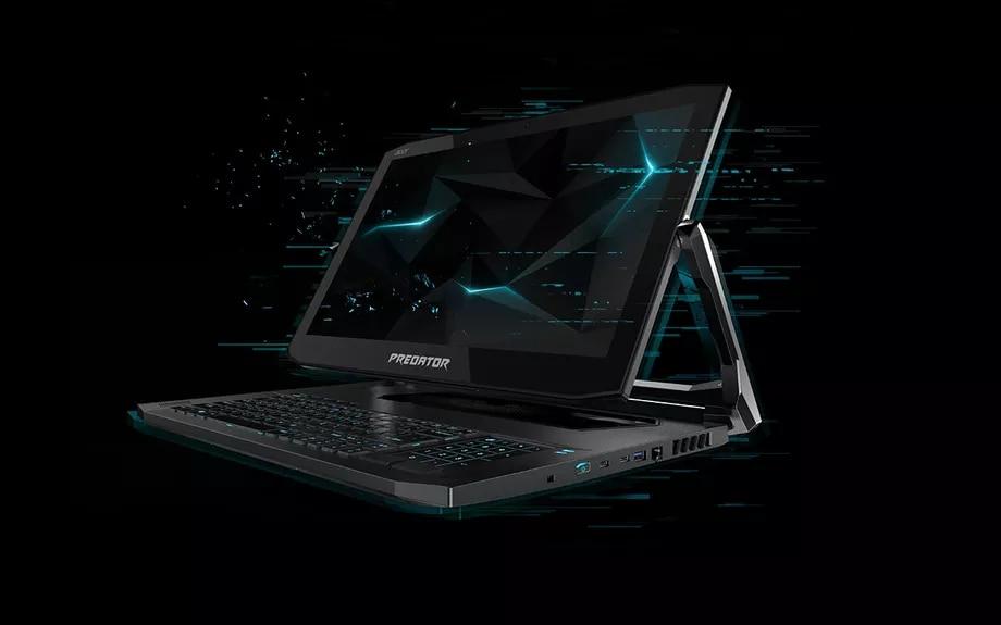 Il bizzarro e potentissimo 2-in-1 gaming di Acer ha il suo perché (video)