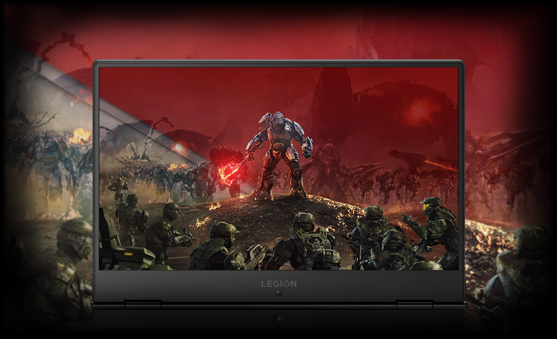 Tre nuovi modelli della linea Legion di Lenovo, e ci sono anche le nuove NVIDIA RTX! (foto)