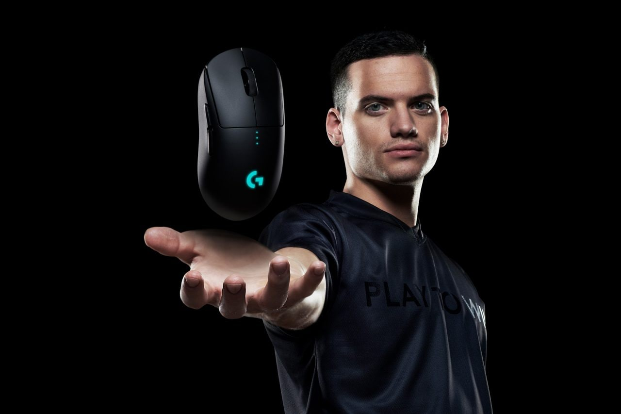 Logitech G presenta il nuovo Mouse Gaming PRO Wireless: senza fili, e senza compromessi (foto)