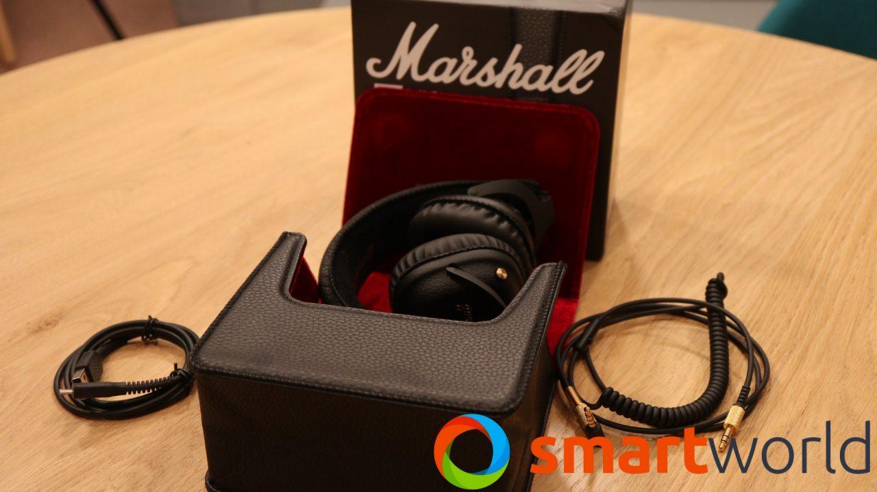 Recensione Marshall Mid ANC  cuffie a cancellazione del rumore ... d950f872eff11