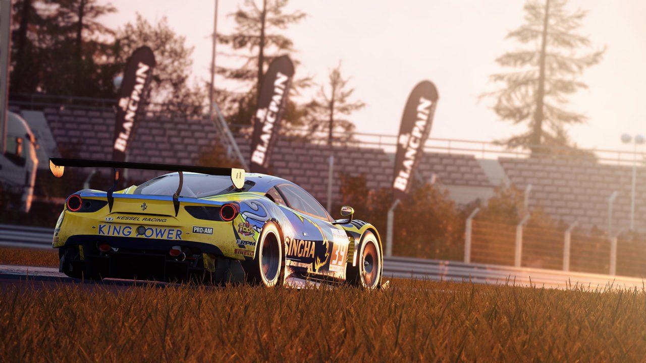 Assetto Corsa Competizione è disponibile da oggi su Steam in Accesso Anticipato