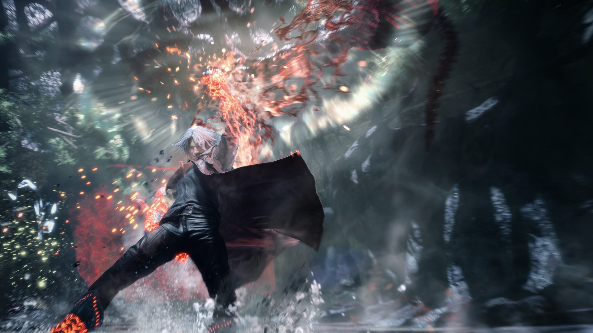 Devil May Cry 5 – TGS 2018 (2)