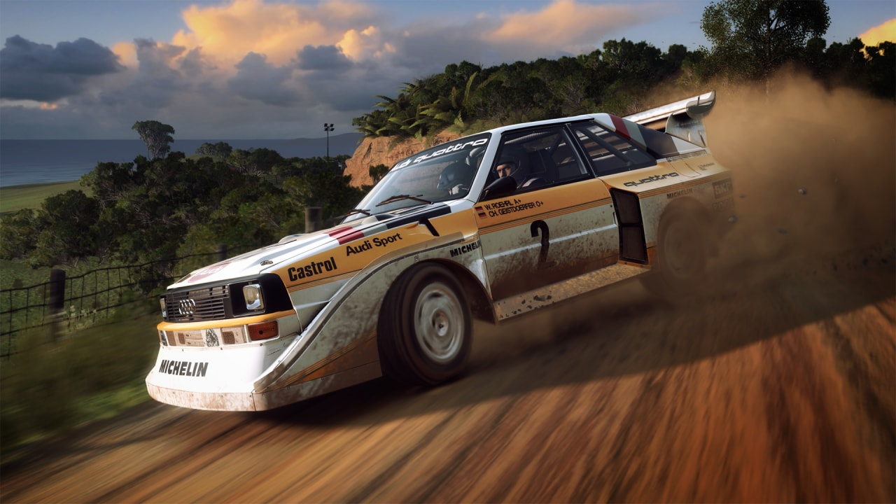 codemasters annuncia dirt rally 2 0 uscir a febbraio. Black Bedroom Furniture Sets. Home Design Ideas