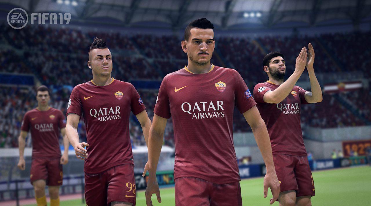 L'A.S. Roma diventa partner ufficiale di EA Sports per i prossimi due anni (foto)