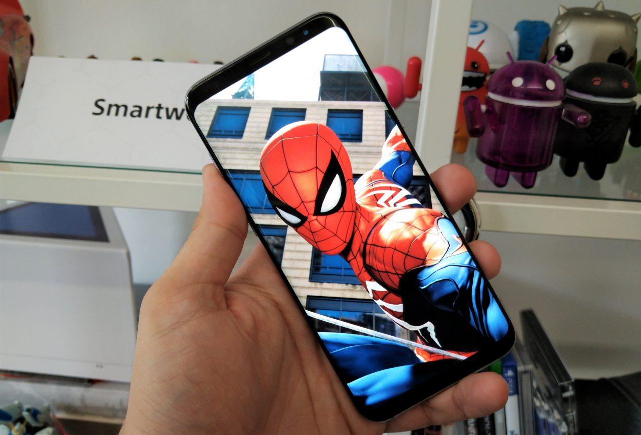Marvel 39 s spider man ps4 wallpaper smartphone pc 4k for Sfondi 4k per pc